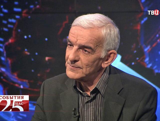 Владимир Исаев, профессор Института стран Азии и Африки