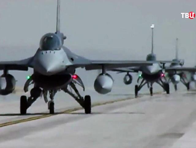 Самолёты ВВС Турции