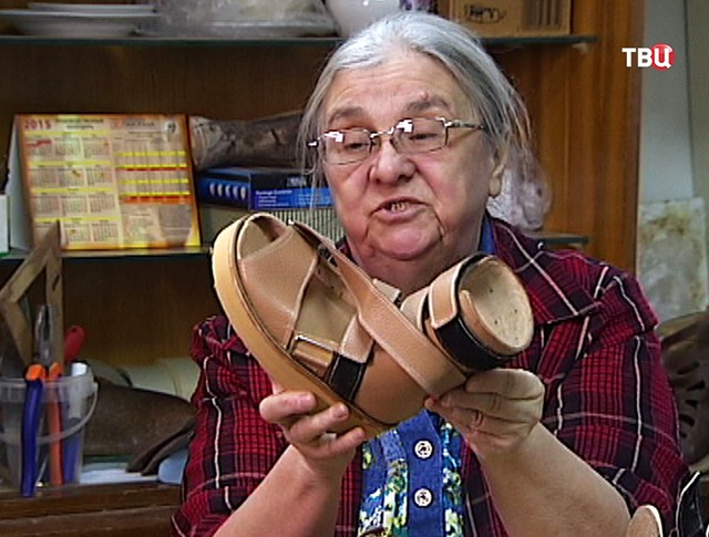 Производство обуви для детей с ДЦП