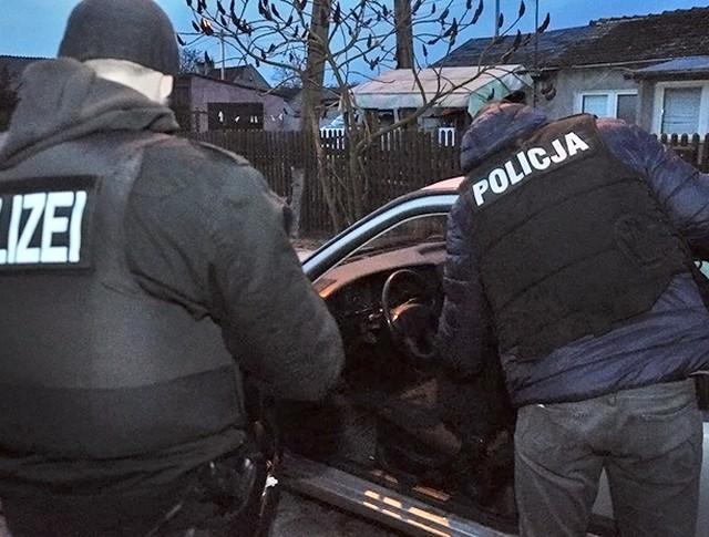 Спецоперация европейской полиции