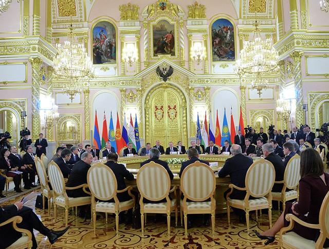 Саммит ОДКБ