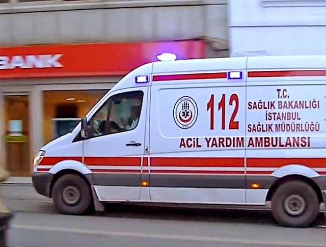 Скорая помощь Турции в Стамбуле