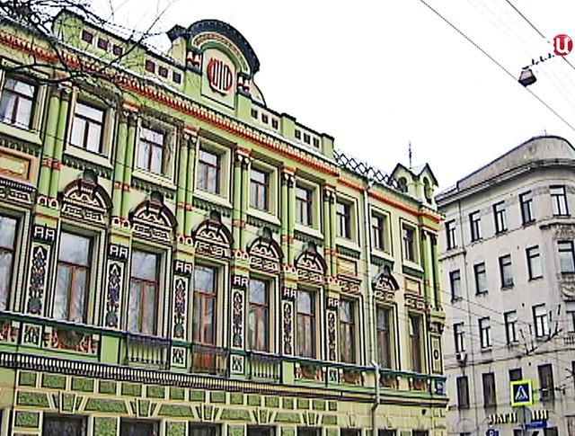 Особняк Шибаева после реставрации