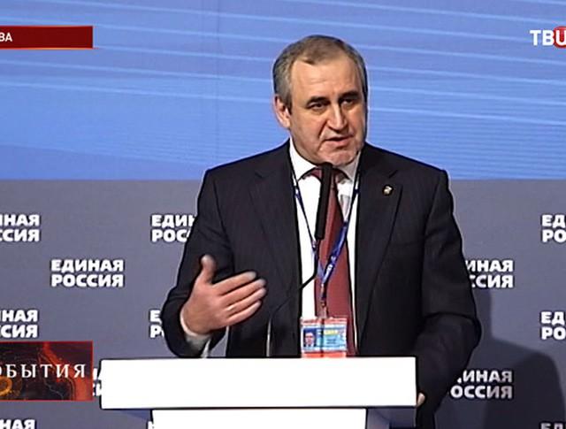 Секретарь генсовета единороссов Сергей Неверов