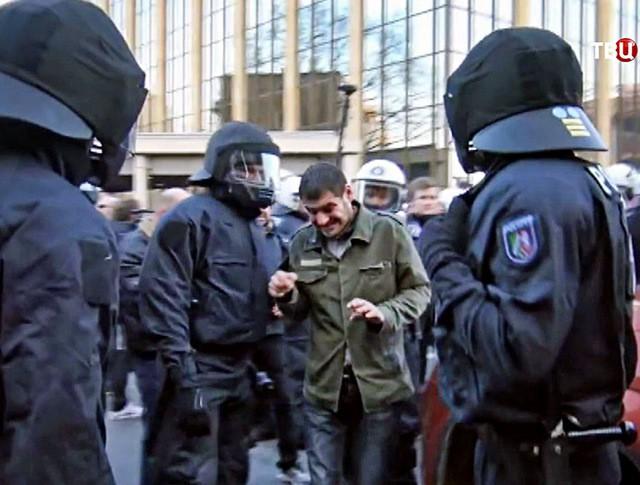 Полиция Германии и мигранты