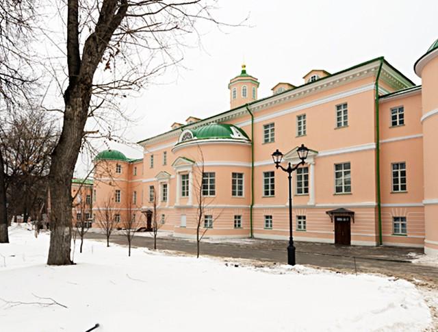 Комплекс Ново-Екатерининской больницы после реставрации