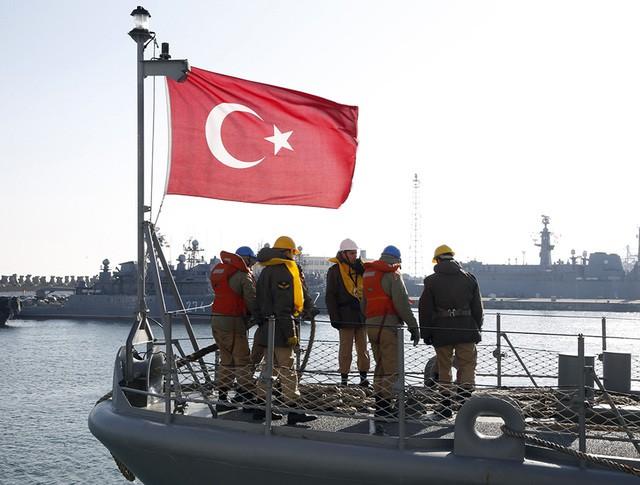 Корабли ВМФ Турции