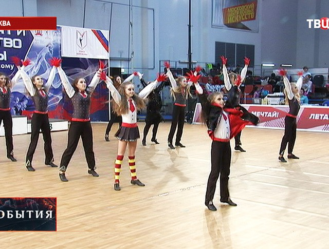 Чемпионат по акробатическому рок-н-роллу