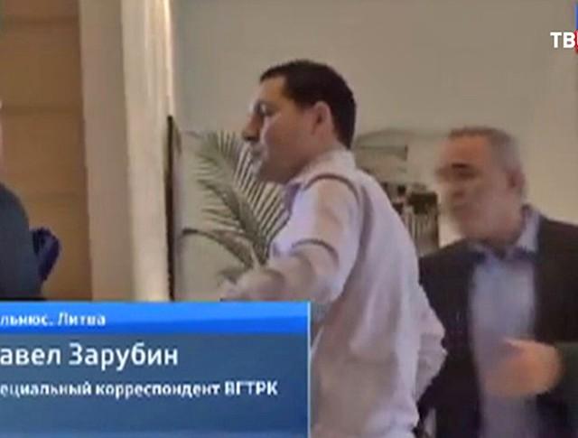 Журналисты ВГТРКа
