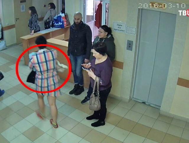 Студентка похищает младенца в Белгороде