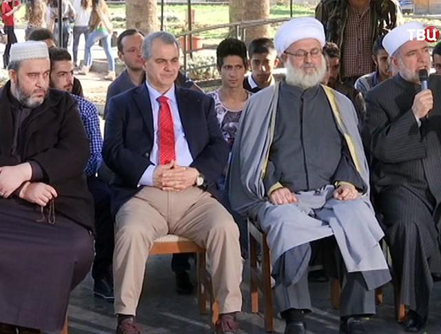 Народное собрание по прекращению войны в Сирии