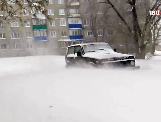 Снежный буран