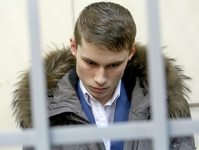 Максим Климкин, подозреваемый в организации убийства 12-летней девочки