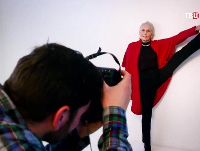 Фотосессия для пенсионеров