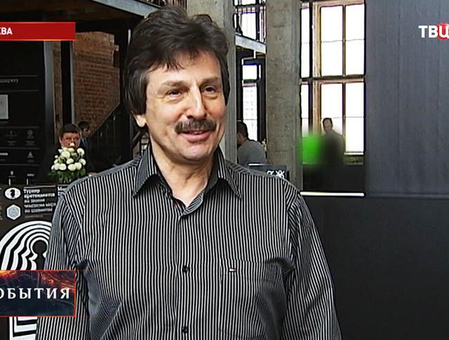 Гроссмейстер Сергей Яновский