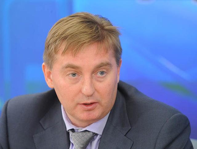 Руководитель Департамента природопользования и охраны окружающей среды Антон Кульбачевский