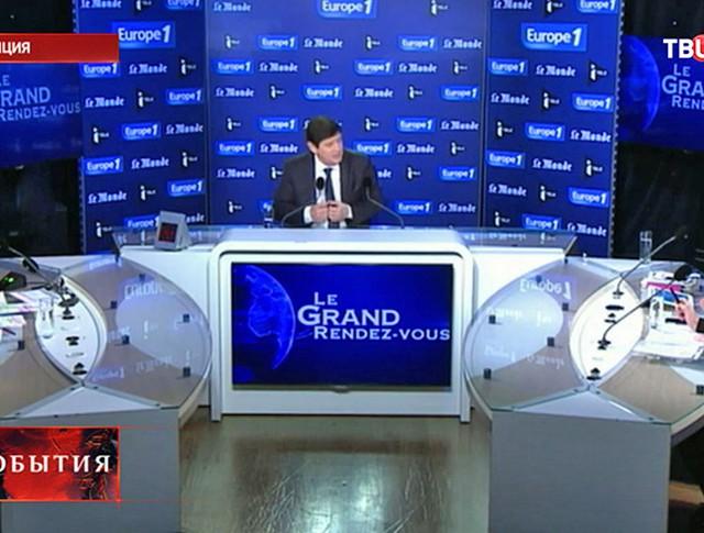 Французский министр по делам городов, молодежи и спорта Патрик Коннер