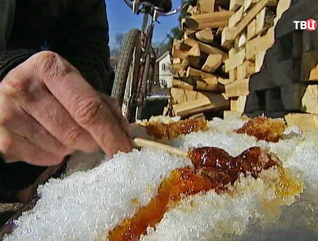 Кленовая карамель