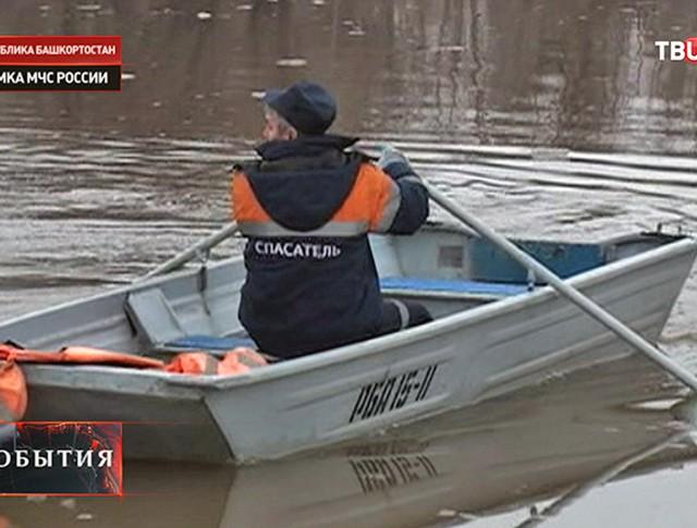Наводнение в Башкортостане