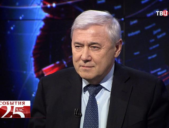 Анатолий Аксаков, председатель комитета Госдумы РФ по экономической политике, инновационному развитию и предпринимательству