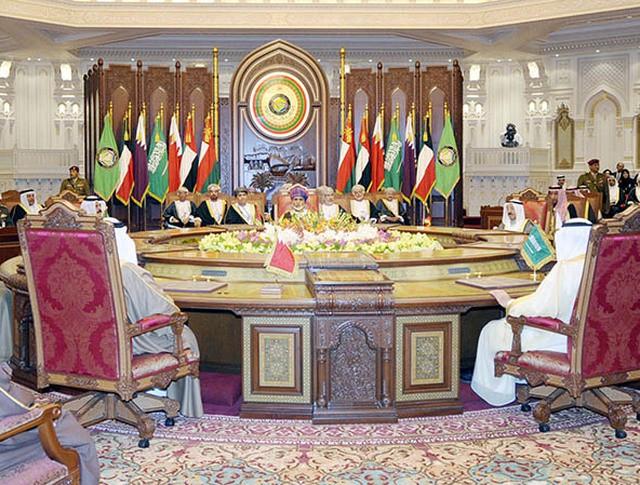 Саммит стран Совета сотрудничества арабских государств Персидского залива