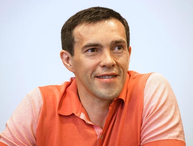Призер Олимпийских игр Павел Дацюк