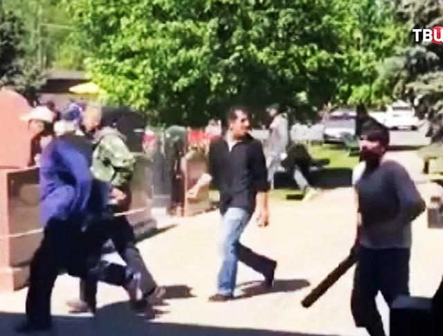 Участники массовой драки на Хованском кладбище