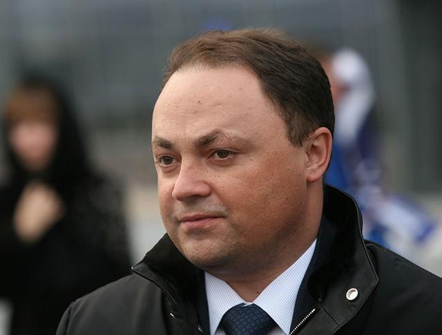 Мэр Владивостока Игорь Пушкарев