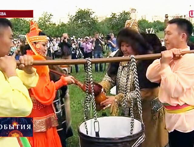 Якутский летний новый год - праздник Ысыах