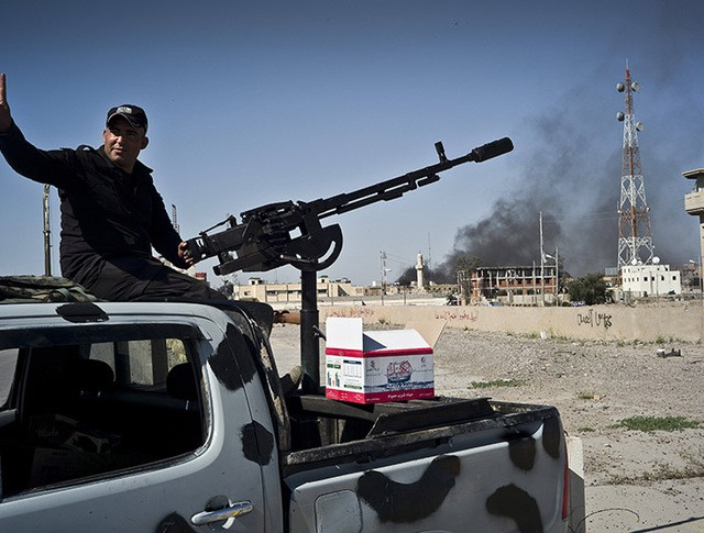 Войска Ирака