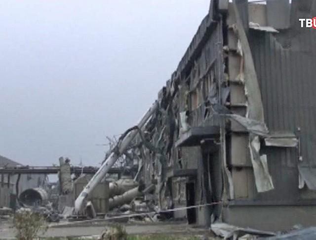 Ураган в Китае