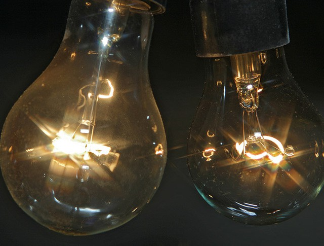 Лампочки накаливания