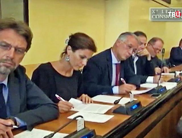 Совет Ломбардии в Италии