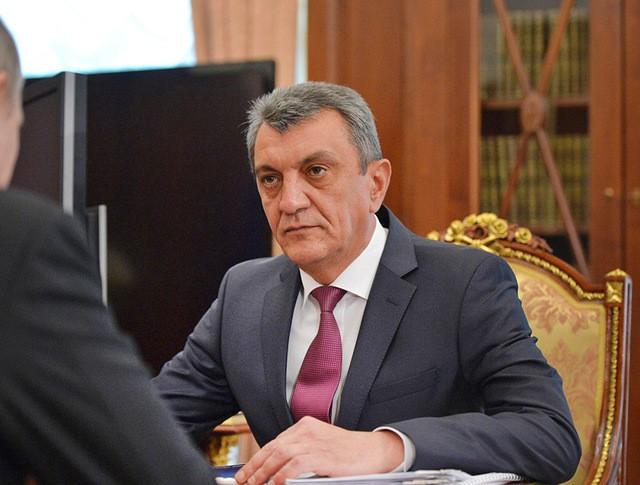 Губернатор города Севастополь Сергей Меняйло