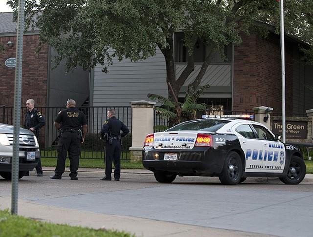 Полиция Далласа. Штат Техас, США