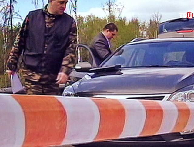 """Следственные действия по делу """"банды ГТА"""""""