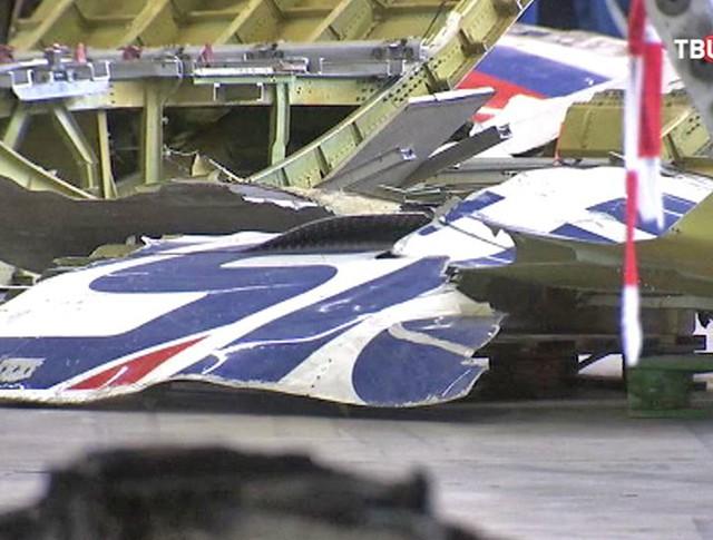 Обломки Boeing