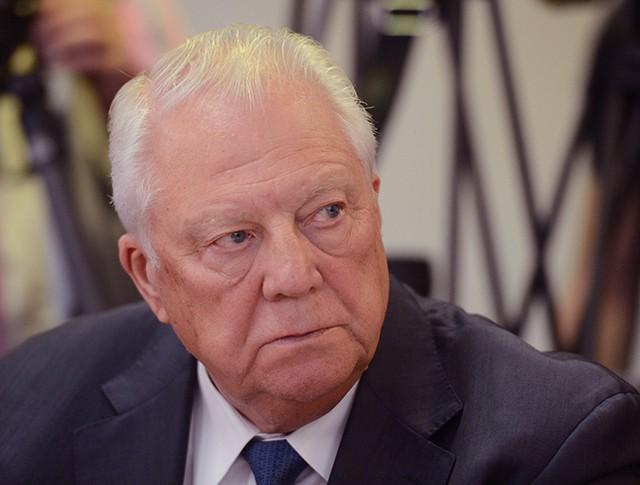 Почетный член МОК, руководитель комиссии ОКР по антидопинговым разбирательствам Виталий Смирнов