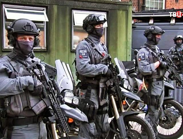 Спецназ полиции Великобритании