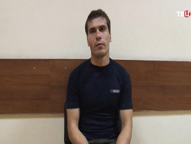 Завербованный агент ГУР МО Украины Сулейманов Ридван