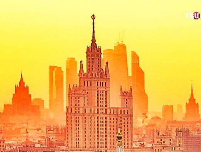 """Работы участников фотовыставки """"Планета Москва"""""""