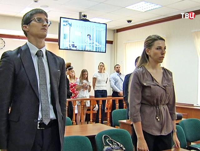 Заседание суда по делу убийства собаки