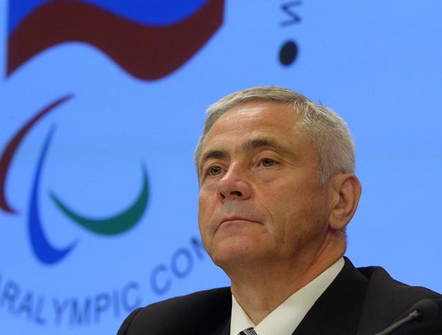 Первый вице-президент Паралимпийского комитета России Павел Рожков