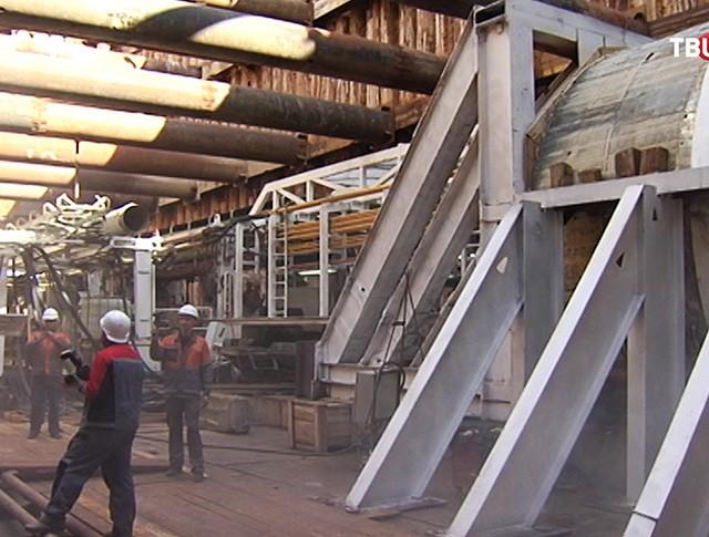 "Строительство тоннеля от станции ""Раменки"" до станции ""Мичуринский проспект"""