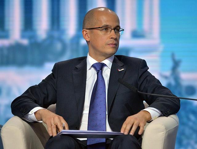 Секретарь Общественной палаты России Александр Бречалов