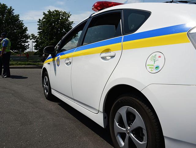 Сотрудники МВД Украины