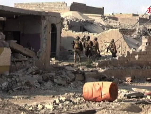 Боевые действия в Ираке