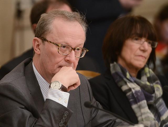 Посол Бельгии в РФ Алекс ван Мееувен