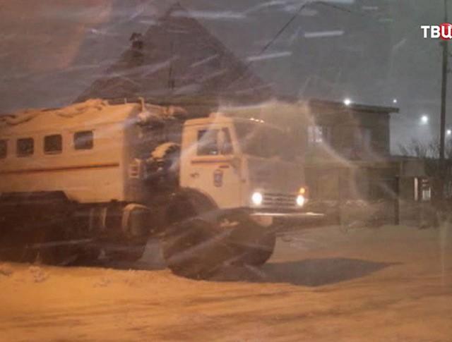 На Камчатке объявлено штормовое предупреждение