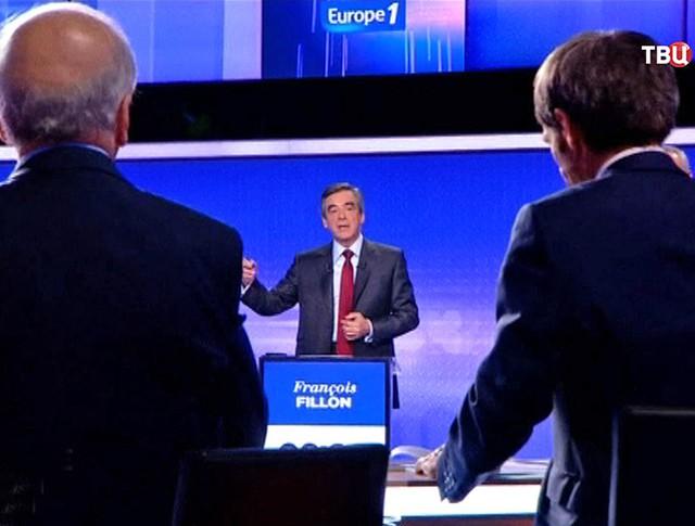 Франсуа Фийон учавствует в праймериз во Франции